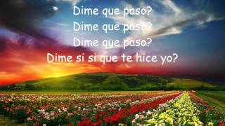 Dime Que Paso - The Latin Brothers (HQ)(HD) High Quality