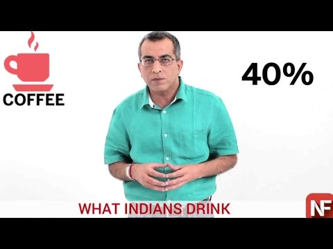 News Flicks: How Much Tea And Coffee Do Indians Consume