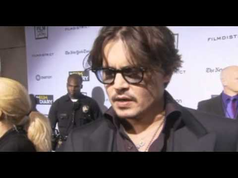 The Rum Diary: LACMA Premiere