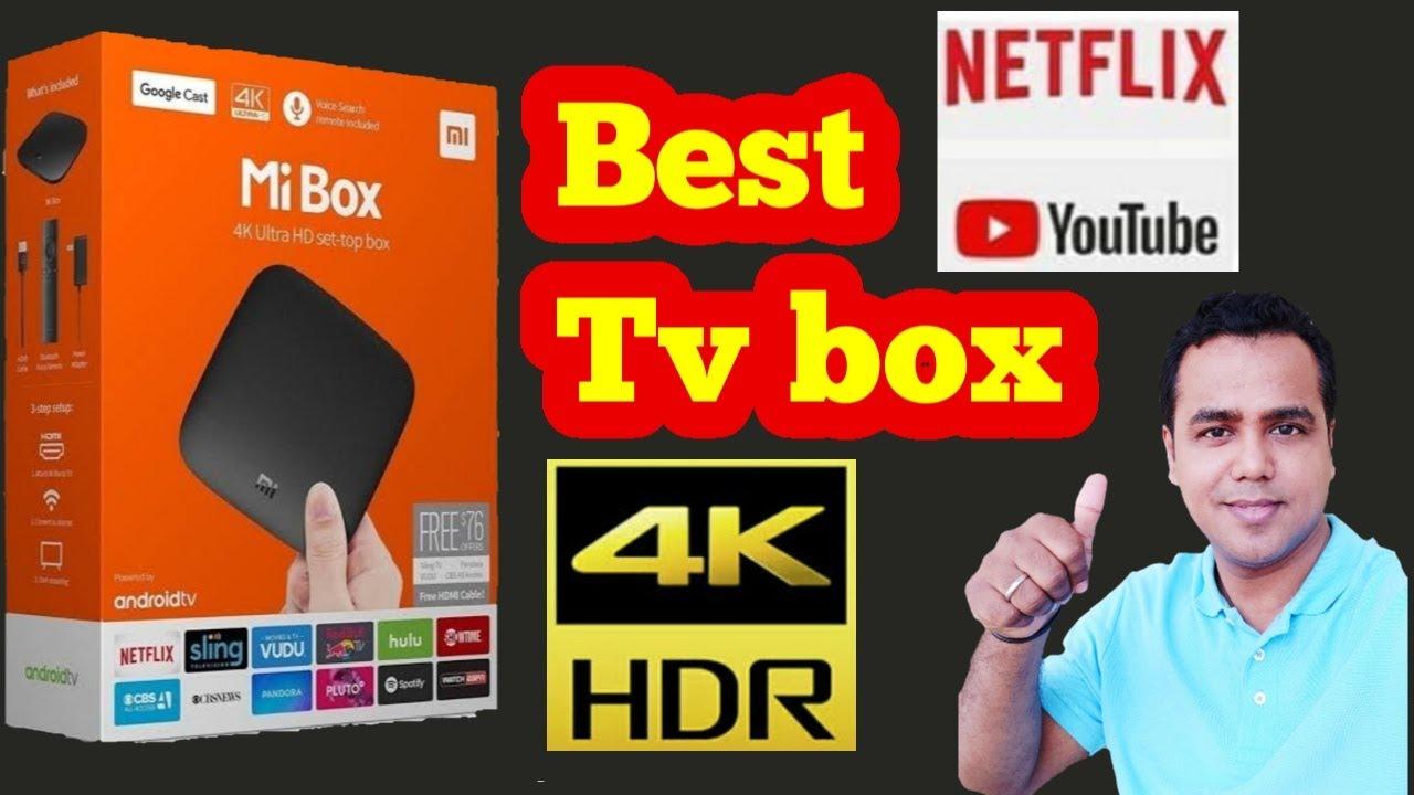 TV Box | Smart TV Box | Xiaomi Mi Box ultra HD Set Top Box | Best Android TV Box | টিভি বক্স বেষ্ট