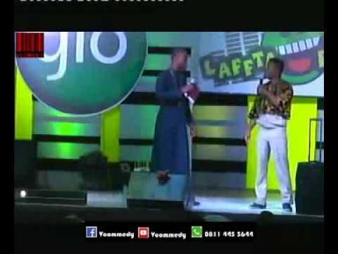 Sam and Song Comedy   Glo Laffta Fest 2017   Enugu