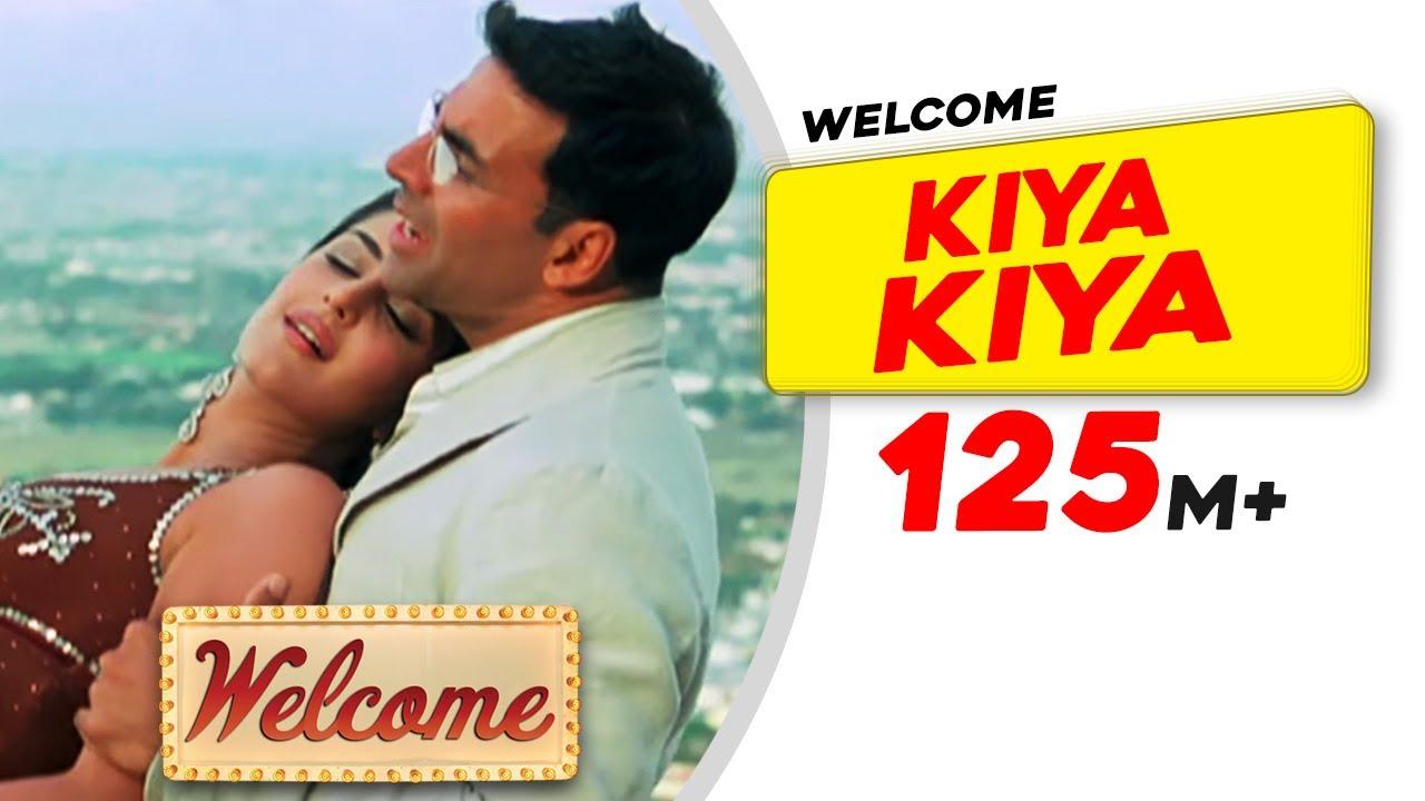 Download Kiya Kiya | Welcome Movie | Akshay Kumar | Katrina Kaif| Nana Patekar| Anil Kapoor| Mallika Sherawat