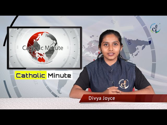 Catholic Minute || 25.02.2020 || Daily Catholic Church