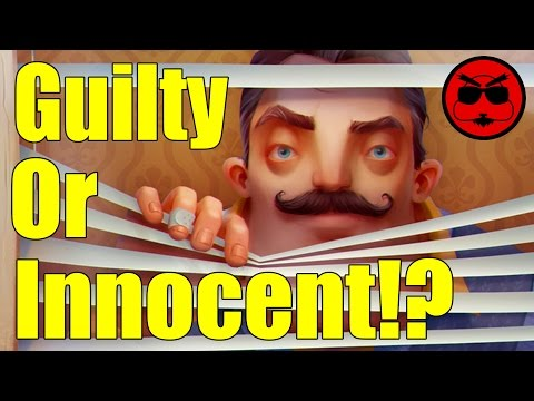 Thumbnail: The TRAGIC TRUTH Behind Hello Neighbor | Culture Shock
