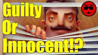The TRAGIC TRUTH Behind Hello Neighbor Culture Shock