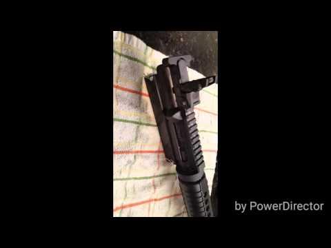 AR15 Upper Receiver Vise Block No-Mar vise block