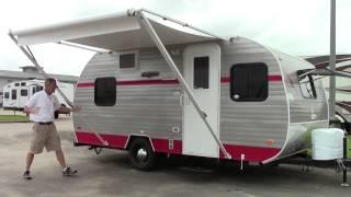 New 2014 Riverside RV White Water Retro 177 Travel Trailer - Houston, Dallas, Las Cruces