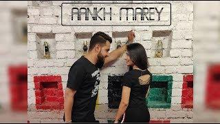 Aankh Marey | Simmba | Ranveer Singh, Sara Ali Khan | Bollywood Dance | Choreography by NAVAL