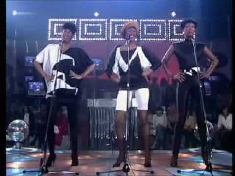 Pointer Sisters - Should I do it 1981