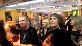 """Аркадий Кобяков - """"А над лагерем ночь"""" Н.Новгород, кафе """"Жара"""" 15.11.2014"""