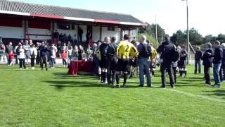 Rushen Utd AFc 2010/11 FA Cup winners