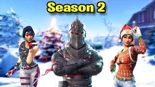 Fortnite SEASON 2 Montage! #3 (Best Moments, Highlights, & Nostalgia)