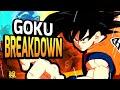 Base Goku Breakdown — Dragon Ball FighterZ Tips & Tricks