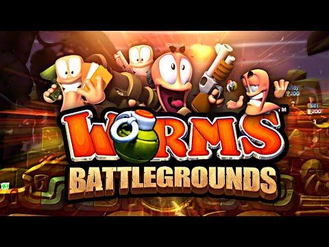 IT'S BEEN A LONG TIME! - Worms Battlegrounds!