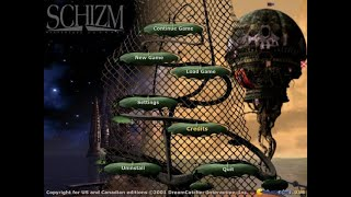 Schizm: Mysterious Journey gameplay (PC Game, 2001)