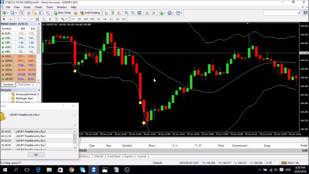 Binary options winning software