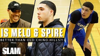 Is LaMelo Ball & SPIRE better than old CHINO HILLS?! 😤
