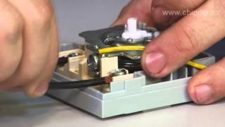 видео промышленный термостат