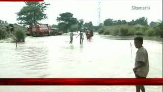 Bihar's Sitamarhi district flooded
