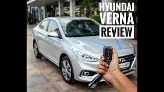 2017 HYUNDAI VERNA REVIEW Under 5 Minute Review