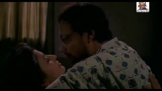 Bengali Actress Kiss 2: Debashree Roy kissing Anjan Dutt