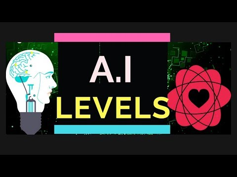 Levels of A.I - Artificial Intelligence - Episode 3