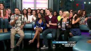 NML: Melinda Shankar, Justin Kelly, Jessica Tyler, & Cristine Prosperi