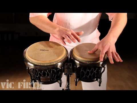 """Bongo-0"" by Roberto Sierra / Performed by Eric Hines"