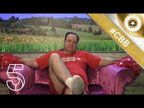 DIARY ROOM EXCLUSIVE: Shaun releases his inner cheerleader | Day 12