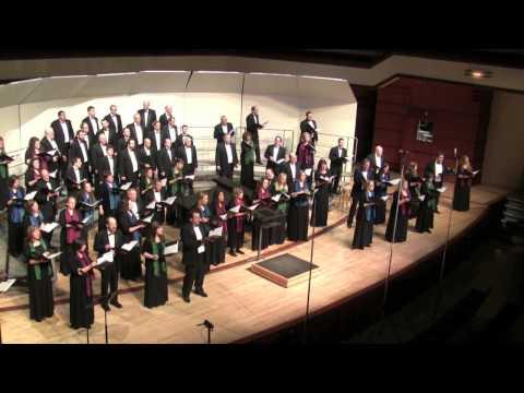 Northern Lights Chorale - Wanting Memories - Ysaye M. Barnwell