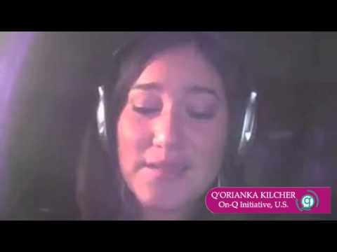 Q'orianka Kilcher - How I Have Changed - Decided to live a fearless life