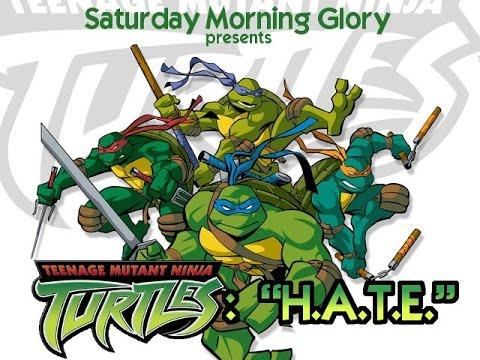 "Teenage Mutant Ninja Turtles ""H.A.T.E"" Review - Saturday Morning Glory"
