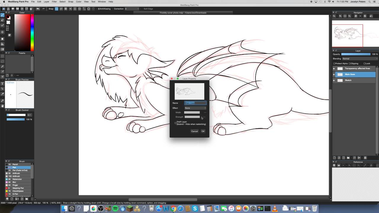 Line Art Extractor : Medibang cleaning up lineart youtube