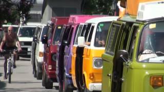 Concentración de furgonetas Volkswagen | PlanesConHijos.com
