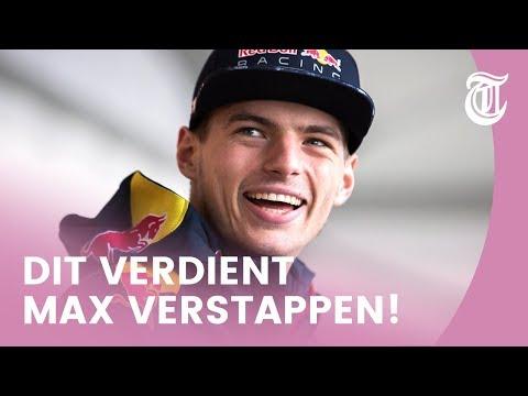 Deze auto's krijgt Max Verstappen cadeau! - GELD VAN DE STERREN #03
