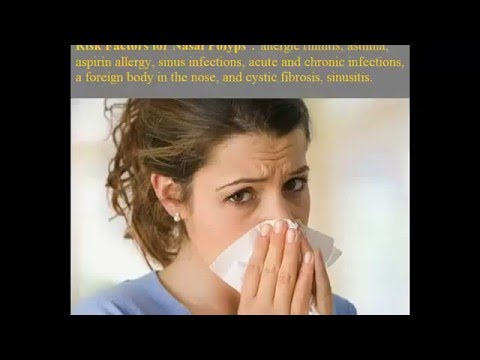 How To Get Rid Of Polyps In The Nose Naturally