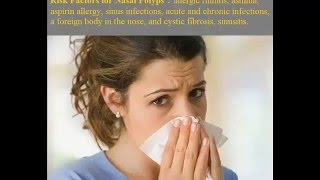 How to Get Rid of Nasal Polyps Naturally
