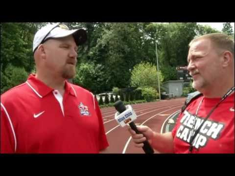 NFL Hall Of Fame Offensive Linemen Gary Zimmerman Talks With Dirk Knudsen About Trench Camp