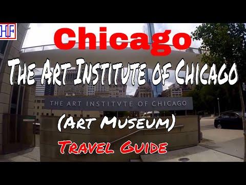 Chicago | Art Institute of Chicago | Tourist Attractions | Episode# 4
