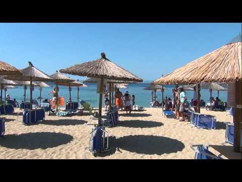 Lagomandra Beach Sithonia Greece