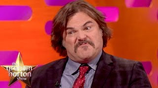 Jack Black Can't Remember The Words To Elton John - The Graham Norton Show