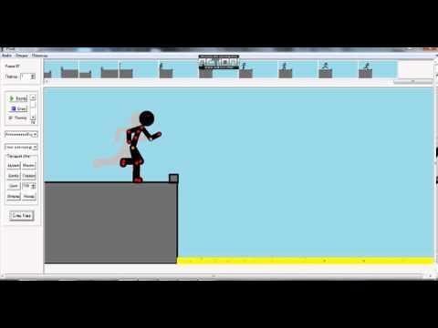 Создание паркур анимации в Pivot 3/ #3