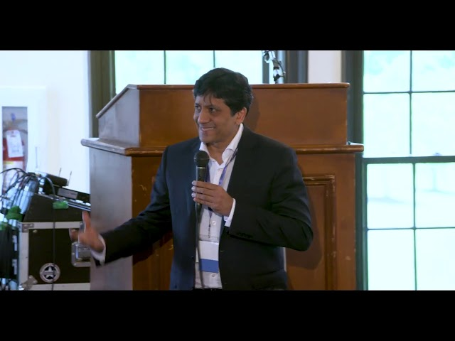 ATEA RECON 2018 - Dr. Arun Sundararajan, NYU Prof, Stern School of Business