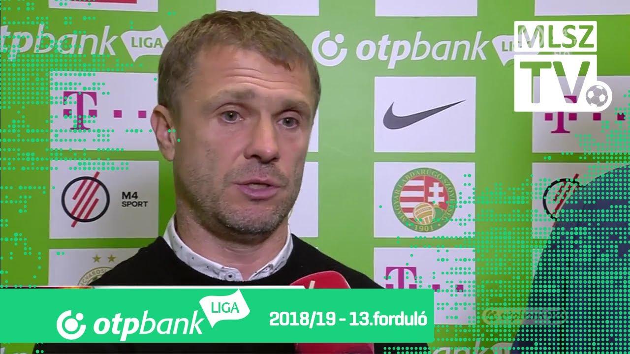 Edzői értékelések a Ferencvárosi TC - MTK Budapest mérkőzésen