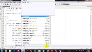 How to Search Value Number from Array in Java Netbeans