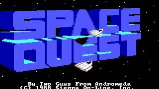 Shagi's Classic Game Intro : Space Quest II - Vohaul's Revenge