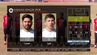 Ortaca Belediyespor 0 Kuşadası Gençlikspor 0