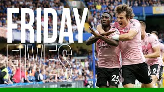 Friday Fives: Classic Headers