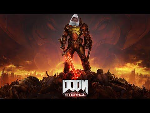 Gaming Content Too??? | DOOM Eternal - Part One |