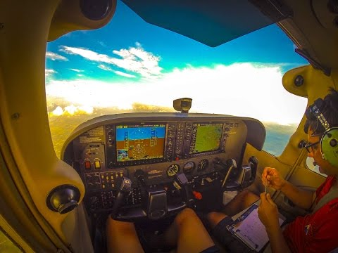 Flying in Florida - Working towards our dream!